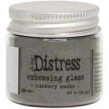 Tim Holtz Distress Embossing GLAZE - Hickory Smoke