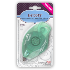 E-Z Dots ® - Repositionable Dots (Automat) (grøn)