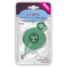 E-Z Dots ® - Repositionable Dots REFILL (grøn)