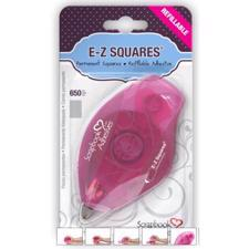 E-Z Runner® - Permanent Squares (Automat) (pink)