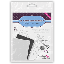 Scrapbook Adhesives - 3D Creative Sheets