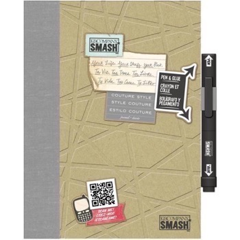 Smash! - Folio / Couture (Silver)