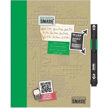 Smash! - Folio / Tasty (Dark Green)