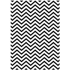 "Embossing Folder - Darice BIG / Chevron (5x7"")"