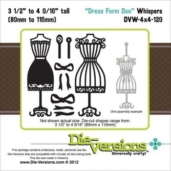 Die-Versions - Dress Forms