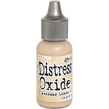 Distress OXIDE Re-Inker - Antique Linen (flaske)