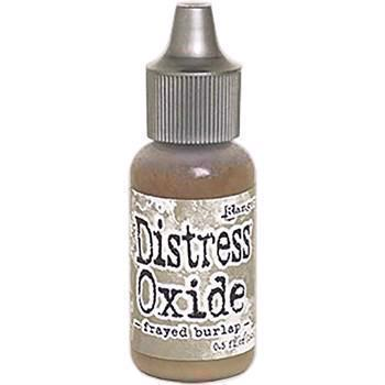 Distress OXIDE Re-Inker - Frayed Burlap (flaske)