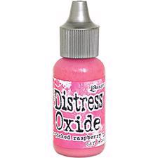 Distress OXIDE Re-Inker - Picked Raspberry (flaske)