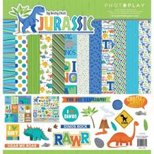"Photoplay Collection Pack 12x12"" - Jurassic"