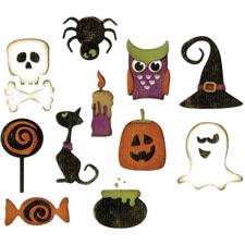 Sizzix Thinlits - Tim Holtz / Mini Halloween