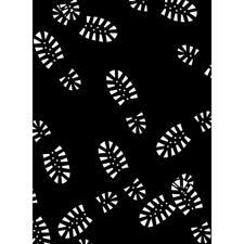 Embossing Folder - Darice / Boot Track