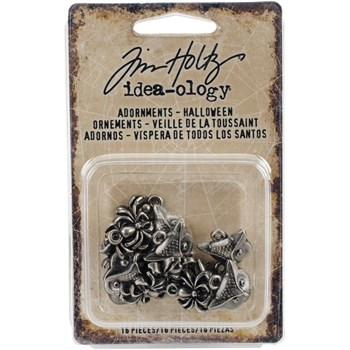 Tim Holtz / Idea-ology - Adornments / Halloween