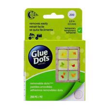 Glue Dots - Removable