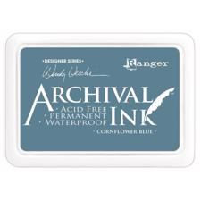 Archival Ink Stempelsværte - Cornflower Blue (Wendy Vecchi collection)