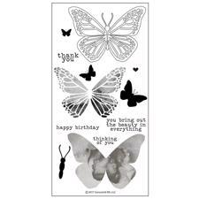 Concord & 9th Stamp Set - Butterfly Beauty