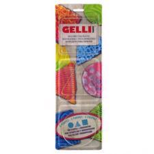 Gelli Plate - 3 Shapes (Square, Triangle, Round)
