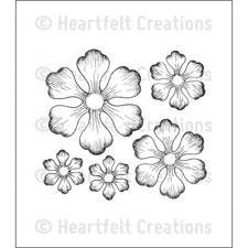 Heartfelt Creation Stamp - Arianna Blooms