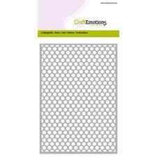 CraftEmotion Dies - Cutting Grid / Round