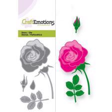 Craft Emotion Dies - Rose