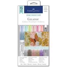 Gelatos Color Kit - Metallics