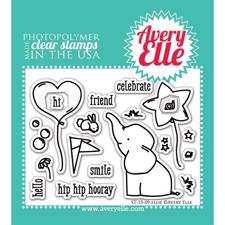 Avery Elle Clear Stamp - Ellie