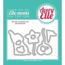 Avery Elle ElleMents die - Ellie