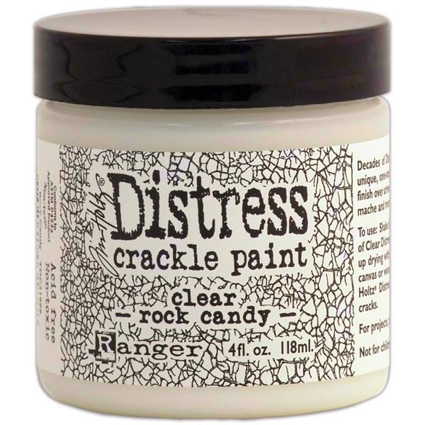 Tim Holtz Crackle Paint