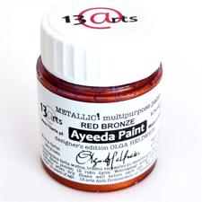 13@rts Ayeeda Paint - Metallic / Red Bronze