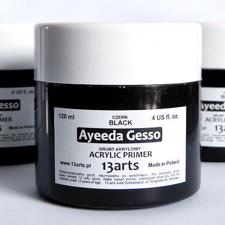 13@rts - Gesso / Sort