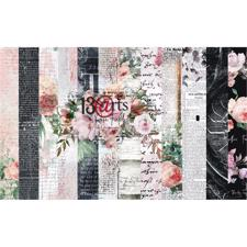"13@rts Paper Pack 12x12"" - Rose Fields"