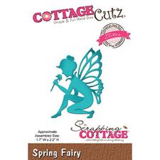 Cottage Cutz  Die - Spring Fairy
