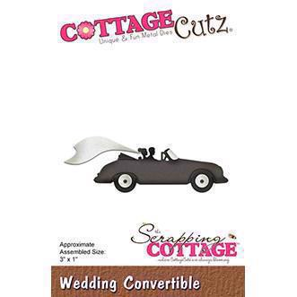 Cottage Cutz  Die -  Wedding Convertible