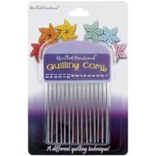 Quilling - Comb (Quilled Creations)