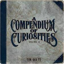 Bog - Tim Holtz / A Compendium of Curiousities 2