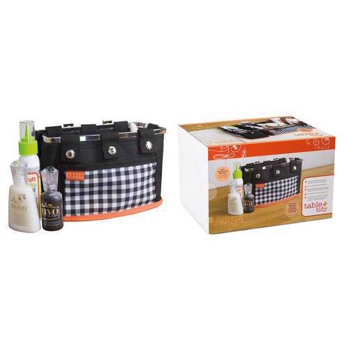 Tonic Table Tidy - Double Caddy