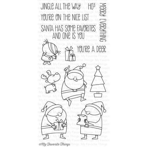 My Favourite Things Stamp Set - Jingle All the Way