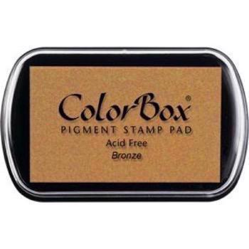 Colorbox Pigment Ink - Metallic / Bronze