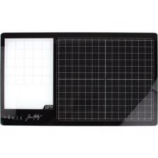 Tim Holtz Glass Media Mat - LEFT Handed