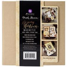 Prima Memory Hardware Album - Magnetic Journal