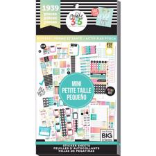 Happy Planner - Happy Planner / Sticker Value Pack - MINI Fitness (Work it Out)