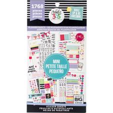 Happy Planner - Happy Planner / Sticker Value Pack - MINI Planner Basics