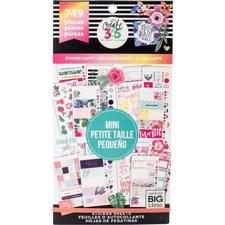 Happy Planner - Happy Planner / Sticker Value Pack - MINI Choose Happy