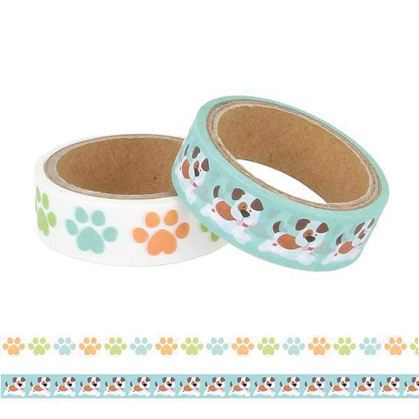 Artemio Masking Tape - Family Friends / Dogs