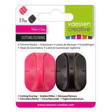 Vaessen Creative Paper Trimmer - Ekstra Blade (Cutting + Scoring) (PINK)