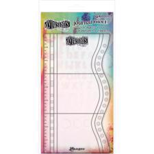 "Dylusions - Acrylic Journal & Stamping Block 9"" (lmedium - NY)"