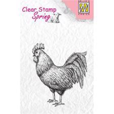 Nellie Snellen Clearstamp - Hane