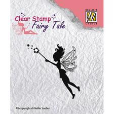 Nellie Snellen Clearstamp - Fairy Tales 1