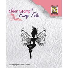 Nellie Snellen Clearstamp - Fairy Tales 3