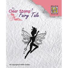 Nellie Snellen Clearstamp - Fairy Tales 4
