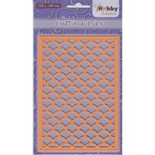 Nellie Snellen Hobby Solution Die - Background Scales